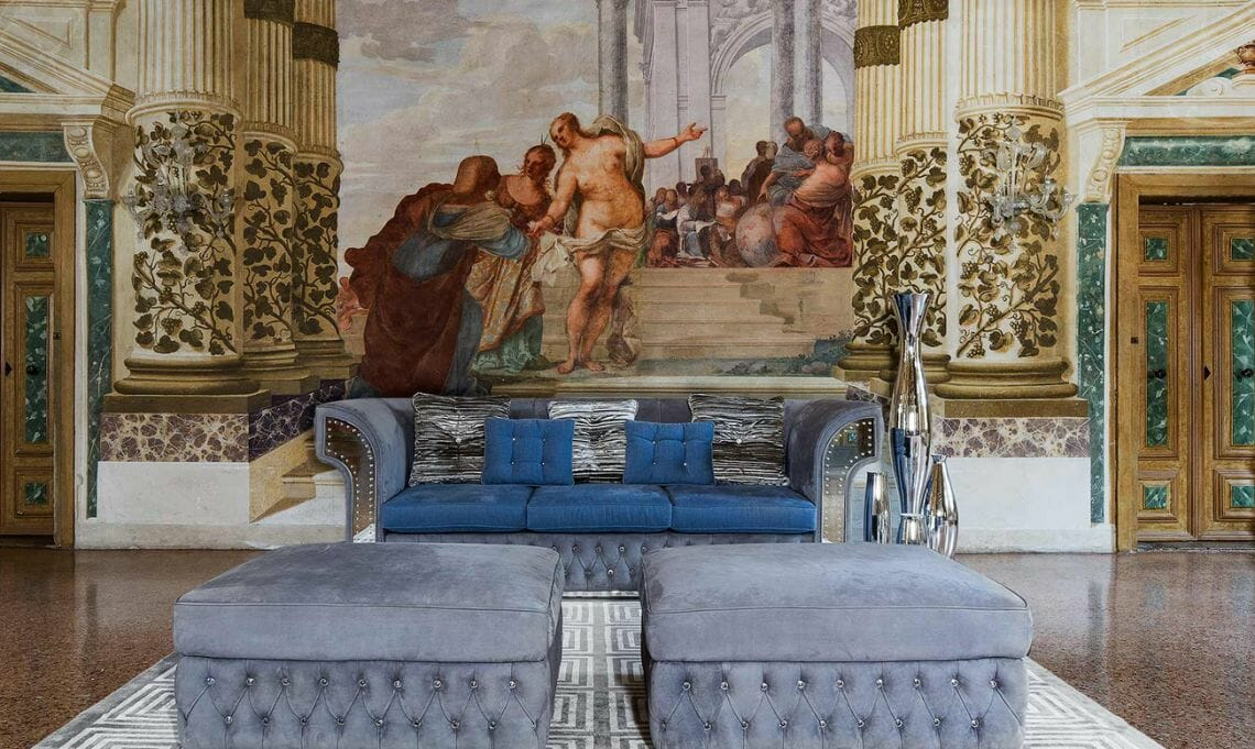 Salone Beauty in Fine Furnishings for Total Living from Italy - EAT LOVE SAVOR International Luxury Lifestyle Magazine