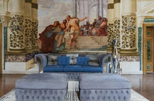 Salone Beauty in Fine Furnishings for Total Living from Italy - EAT LOVE SAVOR International luxury lifestyle magazine, bookazines & luxury community