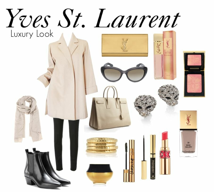 ysl luxury look 2014 Editor Selects: Luxury Look for Her: YVES ST. LAURENT - EAT LOVE SAVOR International luxury lifestyle magazine, bookazines & luxury community