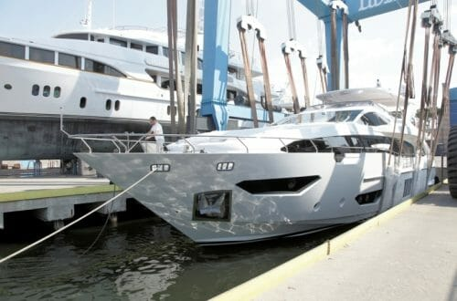 Azimut Grande 95RPH Launch15 Azimut Grande 95RPH Yacht from the Exclusive Grande Collection - EAT LOVE SAVOR International luxury lifestyle magazine and bookazines