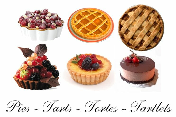 pies tarts tartlets tortes Sweet Bites: A Look at Pies, Famous Tartes and Tortes - EAT LOVE SAVOR International Luxury Lifestyle Magazine