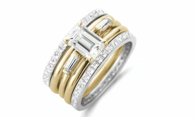 Laurence Bruyninckx Athena and Orthosie ring design