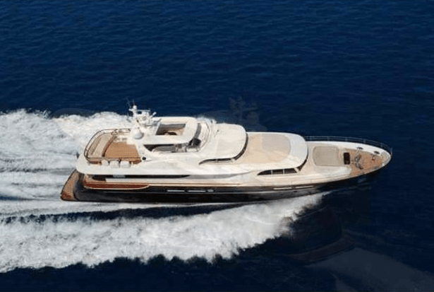 cyrus one fraser yachts
