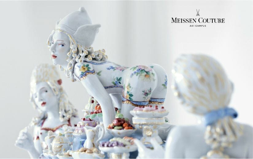 31 MEISSEN COUTURE, Europe's Most Tradition-Rich House of Fine Art and Hand-Crafted Luxury - EAT LOVE SAVOR International Luxury Lifestyle Magazine