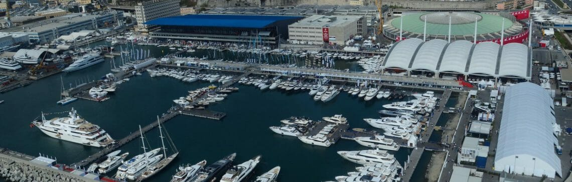 GenovaBoatShow 54th Edition and New Format of the Genoa Boat Show Proves to be a Winning Formula - EAT LOVE SAVOR International Luxury Lifestyle Magazine