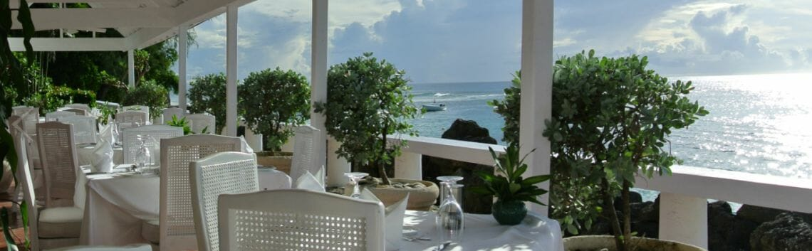 camelot restaurant cobblers cove barbados Luxurious Barbados Served up at Cobblers Cove with Executive Chef Michael Harrison - EAT LOVE SAVOR International Luxury Lifestyle Magazine
