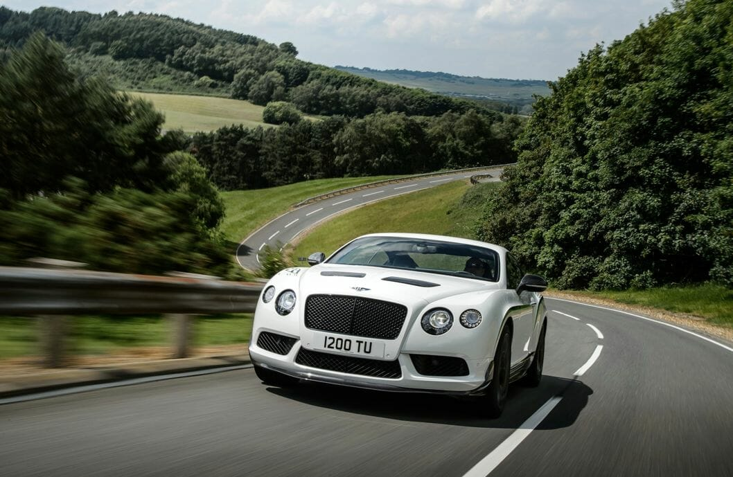 new continental bentley gt 3 r Bentley Greats Showcase at the Concours of Elegance - EAT LOVE SAVOR International Luxury Lifestyle Magazine