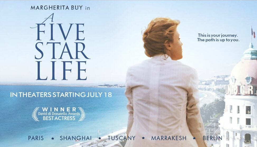 """a five star life image FILM   What We're Watching: """"A Five Star Life"""" Set in Leading Hotels of the World - EAT LOVE SAVOR International Luxury Lifestyle Magazine"""