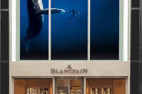 blancpain nyc entrance Blancpain NYC Boutique Blends Rich Heritage, Personality and Technology - EAT LOVE SAVOR International luxury lifestyle magazine, bookazines & luxury community