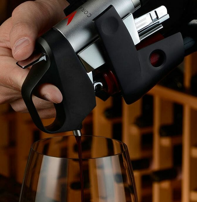 coravin Discover the Innovative Coravin Wine-Access System, Available at Harrods - EAT LOVE SAVOR International luxury lifestyle magazine and bookazines