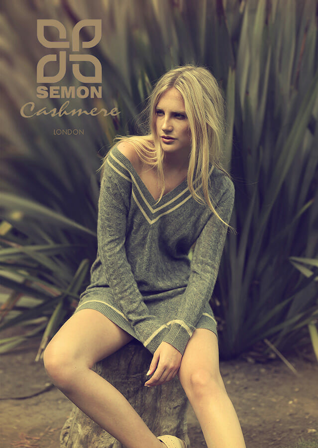 semon 1 Classic Style, Timeless Elegance and Pure Comfort in Mongolian Cashmere from SEMON London - EAT LOVE SAVOR International Luxury Lifestyle Magazine