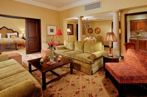 djibouti Deluxe Suite1 Djibouti Palace Kempinski Redefines Luxury Service in the Horn of Africa - EAT LOVE SAVOR International Luxury Lifestyle Magazine