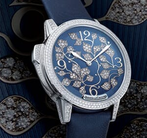 ivy timepiece jaeger lecoultre The Feminine Elegance of the Rendez-Vous Ivy Minute Repeater Watch - EAT LOVE SAVOR International luxury lifestyle magazine, bookazines & luxury community