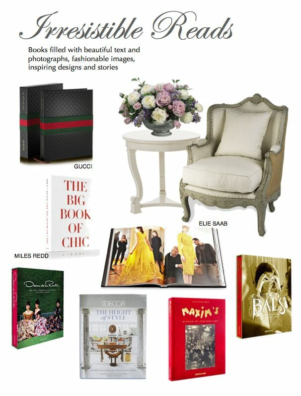 oct 2014 irresistible reads Irresistible Reads : Luxurious, Fashionable and Beautiful - EAT LOVE SAVOR International luxury lifestyle magazine, bookazines & luxury community