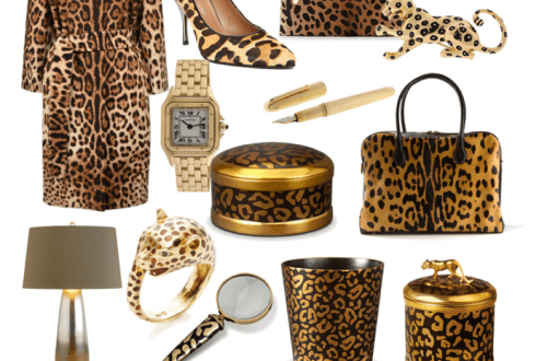 lovely in leopard editorial Lovely in Leopard: Editor Selects For Her in Classic Leopard Print - EAT LOVE SAVOR International luxury lifestyle magazine, bookazines & luxury community