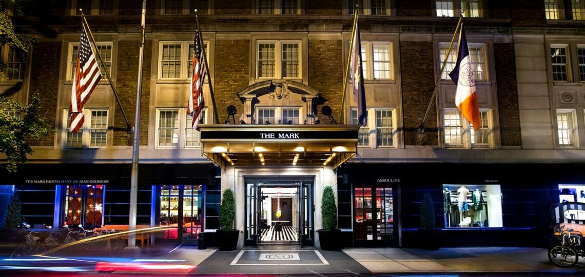 the mark hotel Style-Setting Hotel, The Mark Brings Together Some Of The City's Finest Experiences For The Festive Season - EAT LOVE SAVOR International Luxury Lifestyle Magazine