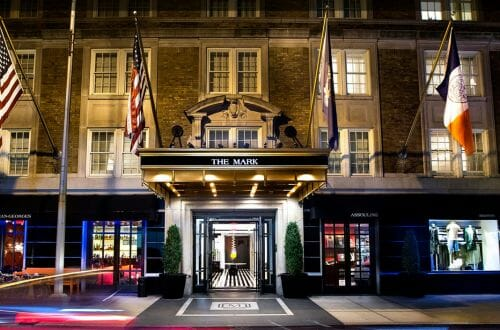 the mark hotel Style-Setting Hotel, The Mark Brings Together Some Of The City's Finest Experiences For The Festive Season - EAT LOVE SAVOR International luxury lifestyle magazine, bookazines & luxury community