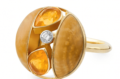 anakaterina gold ring Beautiful Things: Ana Katarina—Luxury Without Compromise - EAT LOVE SAVOR International luxury lifestyle magazine, bookazines & luxury community
