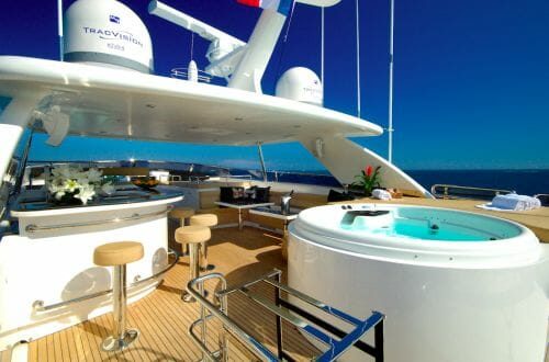 ANNABEL II Superyacht Photo courtesy of Annabel II CharterWorld 7 Reasons to Charter a Luxury Yacht - EAT LOVE SAVOR International luxury lifestyle magazine, bookazines & luxury community