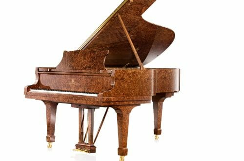 Crown Jewels Burl Walnut The Steinway Crown Jewels. A Sought After Musical Gem. - EAT LOVE SAVOR International luxury lifestyle magazine, bookazines & luxury community