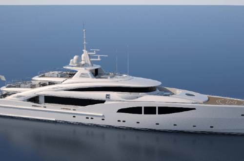ISA ROUTE 66 ISA Yachts Introduces Superyacht ROUTE 66 - EAT LOVE SAVOR International luxury lifestyle magazine and bookazines