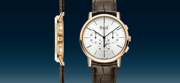 piaget flyback chronograph