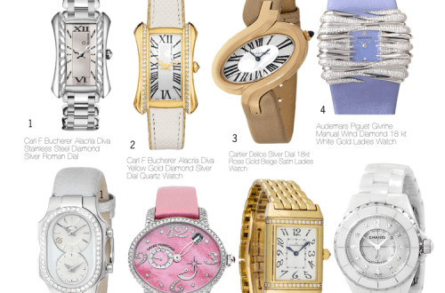 the edit timepieces for her The Edit: Timepieces for Her - EAT LOVE SAVOR International luxury lifestyle magazine, bookazines & luxury community