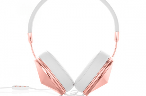 FRENDS TAYLOR ROSE.GOLD HEADPHONE.3 Beautiful Things: FRENDS Headphones for Women - EAT LOVE SAVOR International luxury lifestyle magazine, bookazines & luxury community