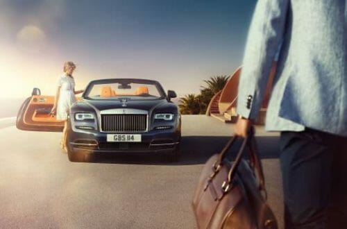 P90196577 lowRes The Sexiest Rolls-Royce Ever Built Dawn, Offers Uncompromised Drophead Luxury - EAT LOVE SAVOR International Luxury Lifestyle Magazine