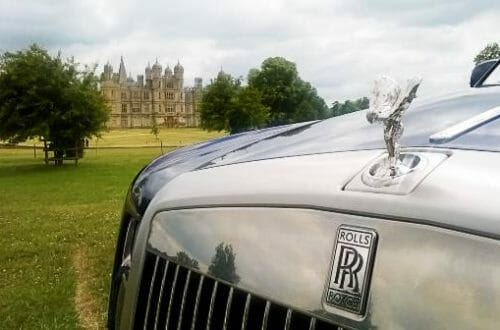 rolls royce goodwood exterior Uniting Rolls-Royce Owners: Largest Gathering of Rolls-Royces in the World - EAT LOVE SAVOR International luxury lifestyle magazine, bookazines & luxury community