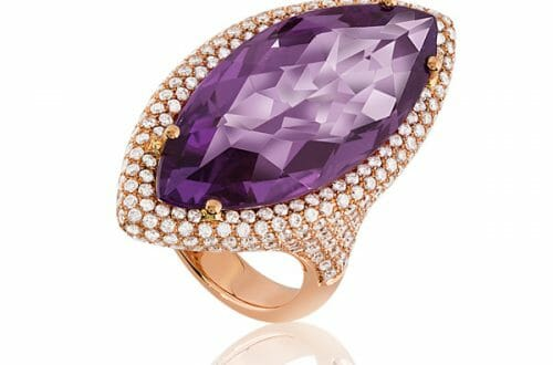 Violet Vision selected jewels A Vision in Violet, 25 Carats of Grace and Beauty - EAT LOVE SAVOR International luxury lifestyle magazine, bookazines & luxury community