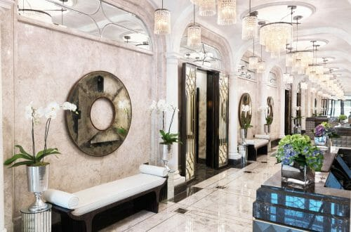 Wellesley Reception Discover: The Art Deco Elegance of the Wellesley Hotel London - EAT LOVE SAVOR International luxury lifestyle magazine, bookazines & luxury community
