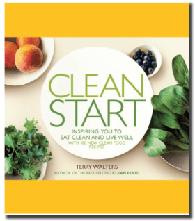 clean start cookbook cover