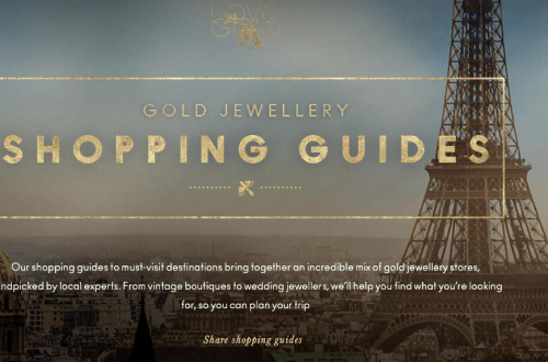 love gold shopping guides and website LoveGold Unites a World of Gold Lovers - EAT LOVE SAVOR International luxury lifestyle magazine and bookazines