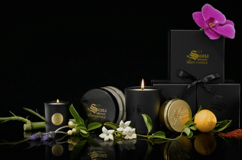 sitota candle collection A Luxury Candle Good for the Skin - EAT LOVE SAVOR International luxury lifestyle magazine, bookazines & luxury community