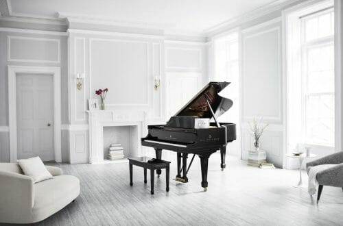 steinway spirio piano Steinway & Sons Steinway Spirio, A New High-Resolution Player Piano System - EAT LOVE SAVOR International luxury lifestyle magazine and bookazines