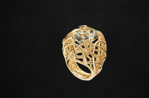 arne yellow gold ring Discover: Fine Jewelry Made by ARNE Since 1880 - EAT LOVE SAVOR International luxury lifestyle magazine, bookazines & luxury community
