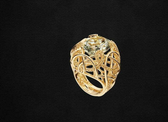 arne yellow gold ring Discover: Fine Jewelry Made by ARNE Since 1880 - EAT LOVE SAVOR International Luxury Lifestyle Magazine