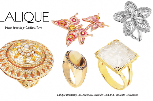 lalique fine jewelry collection rings 5 Fabulous Lalique Fine Jewelry Rings Inspired by Nature - EAT LOVE SAVOR International luxury lifestyle magazine and bookazines