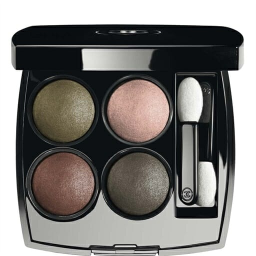 chanel eyeshadow 4 ombres tweed
