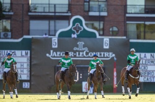 Jaeger LeCoultre Official Sponsor of 122nd Argentine Polo Open of Palermo Jaeger-LeCoultre and the World of Polo - EAT LOVE SAVOR International luxury lifestyle magazine and bookazines