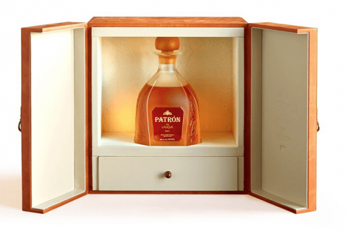 Patron Lalique boxed Discover: 'Patrón en Lalique: Serie 1' - EAT LOVE SAVOR International luxury lifestyle magazine, bookazines & luxury community