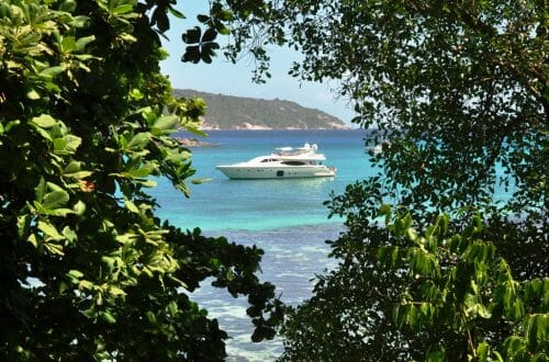 Sea Steam Anchor View Indulge in the Ultimate Exotic Luxury Yacht Vacation in the Seychelles - EAT LOVE SAVOR International luxury lifestyle magazine and bookazines