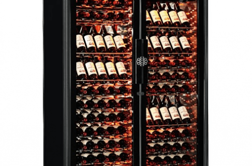 ShowCave double door cabinet 9180V DISCOVER: ShowCave Luxury Wine Cabinet - EAT LOVE SAVOR International luxury lifestyle magazine and bookazines