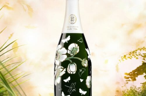Small Discoveries Belle Epoque Perrier-Jouët Limited Edition Champagne: Flowers, Butterflies and 'small discoveries' - EAT LOVE SAVOR International luxury lifestyle magazine and bookazines