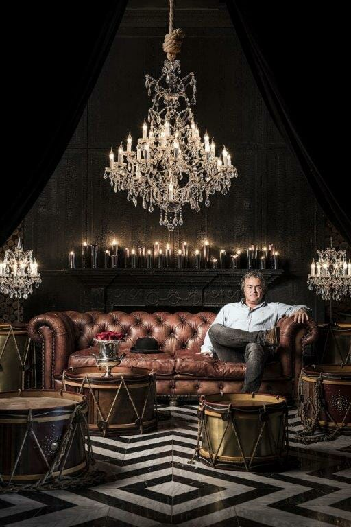 Tim Oulton, Founder & Creative Director (Timothy Oulton VeryFirstTo)