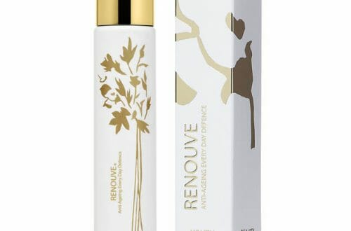 RENOUVE Nº1 with box Discover: RENOUVE Anti-Aging Hand Sanitizing Lotion - EAT LOVE SAVOR International luxury lifestyle magazine, bookazines & luxury community