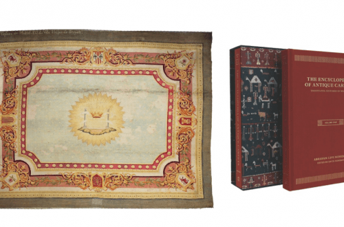 encyclopaedia of carpets and carpet Irresistible Reads: The Encyclopedia of Antique Carpets - EAT LOVE SAVOR International luxury lifestyle magazine, bookazines & luxury community