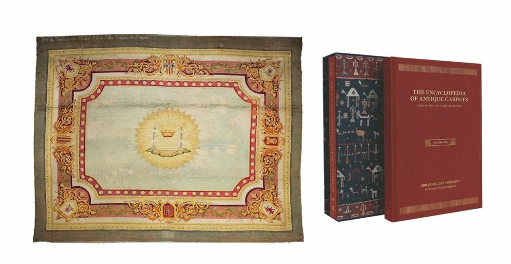 encyclopaedia of carpets and carpet Irresistible Reads: The Encyclopedia of Antique Carpets - EAT LOVE SAVOR International Luxury Lifestyle Magazine