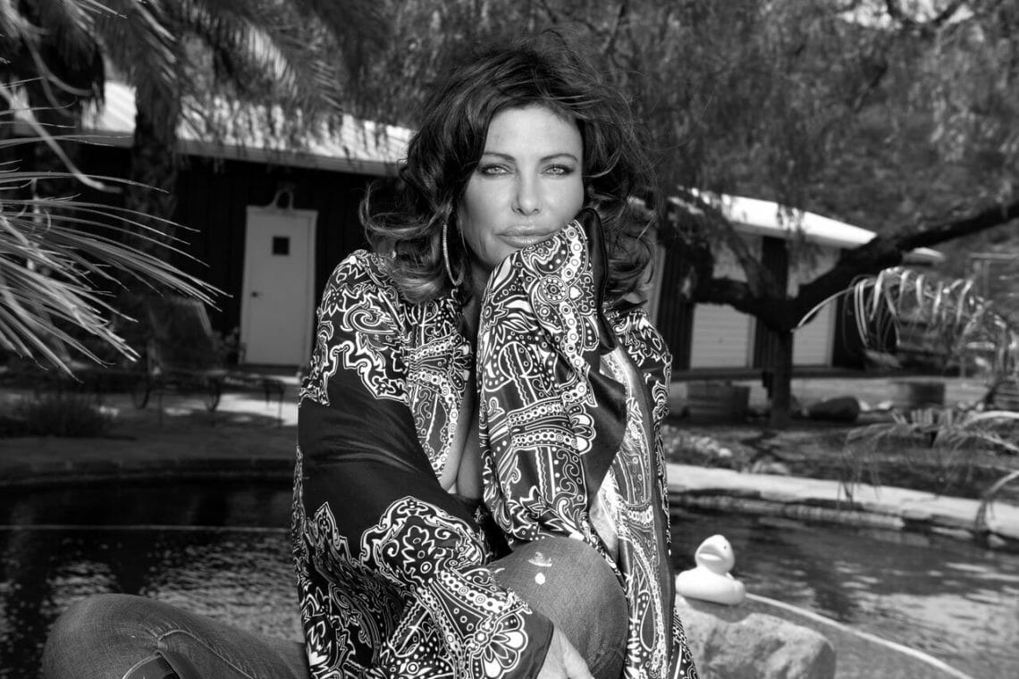 Kelly Le Brock 03 A Moment With: Kelly Le Brock: Philanthropist, Food Enthusiast and Actress - EAT LOVE SAVOR International luxury lifestyle magazine, bookazines & luxury community